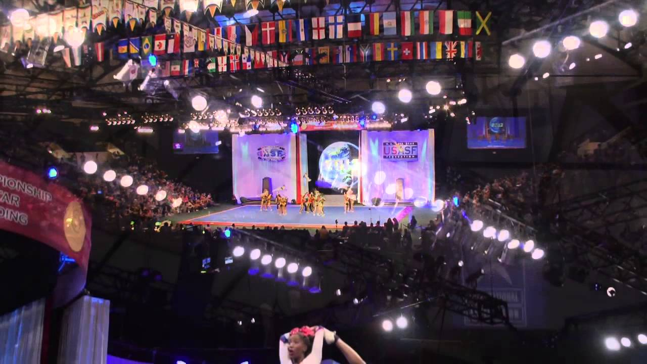 Marshals Cheer & Dance win a bid to the World Championships after 7 months of training